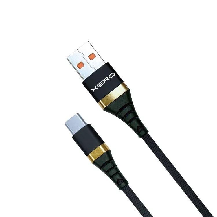 XERO Type-C 1M Cable (Black)